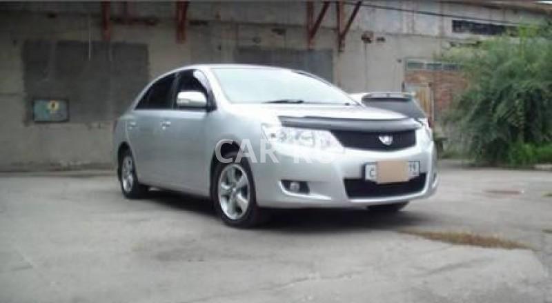 Toyota Allion, Абакан
