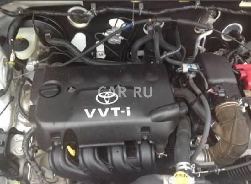Toyota Succeed, Агинское