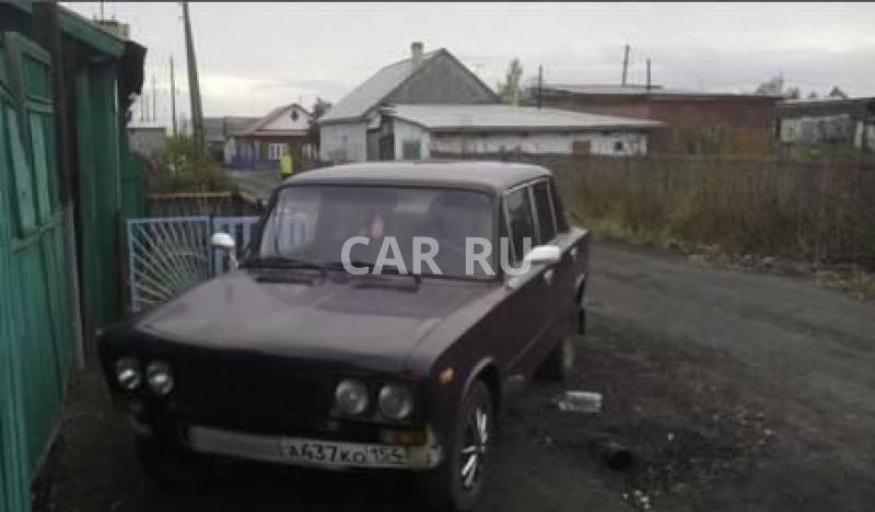 Lada 2106, Барабинск