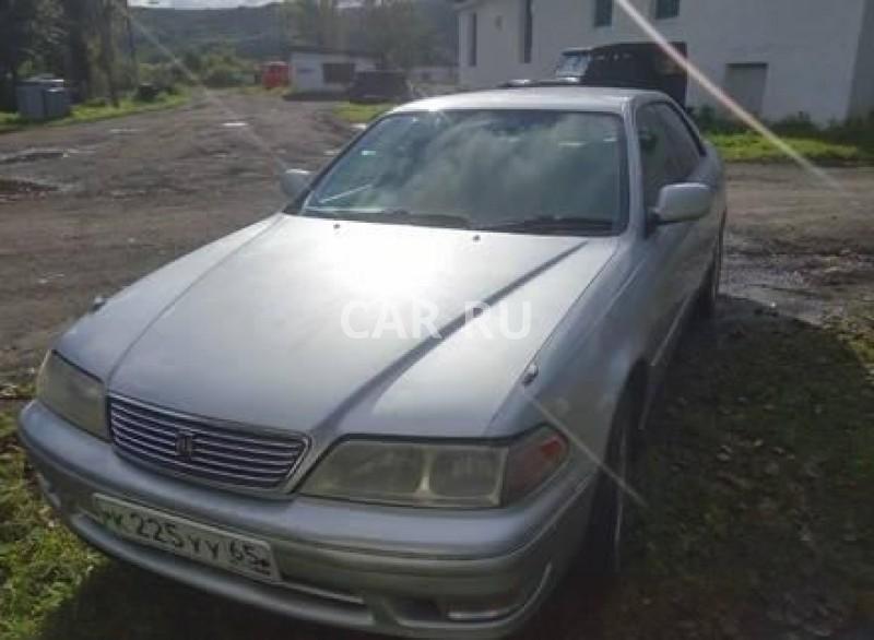 Toyota Mark II, Александровск-Сахалинский