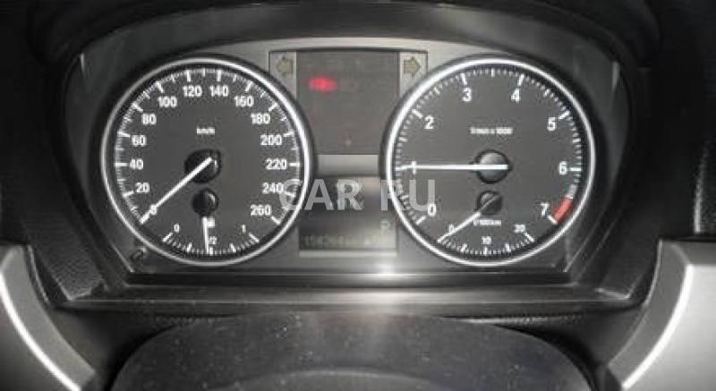 BMW 3-series, Белово