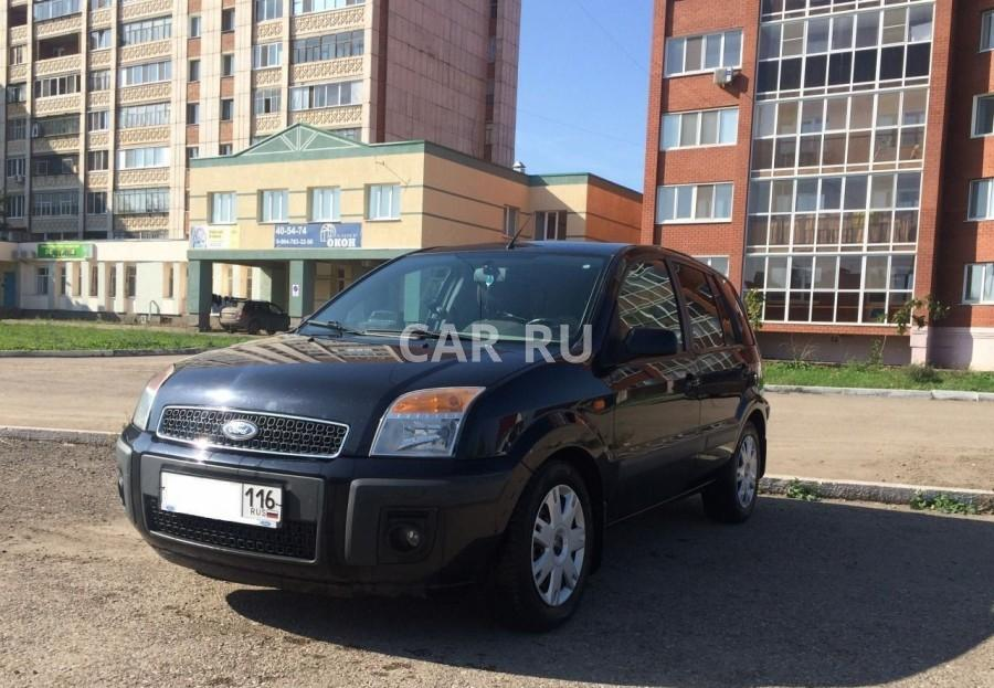Ford Fusion, Альметьевск