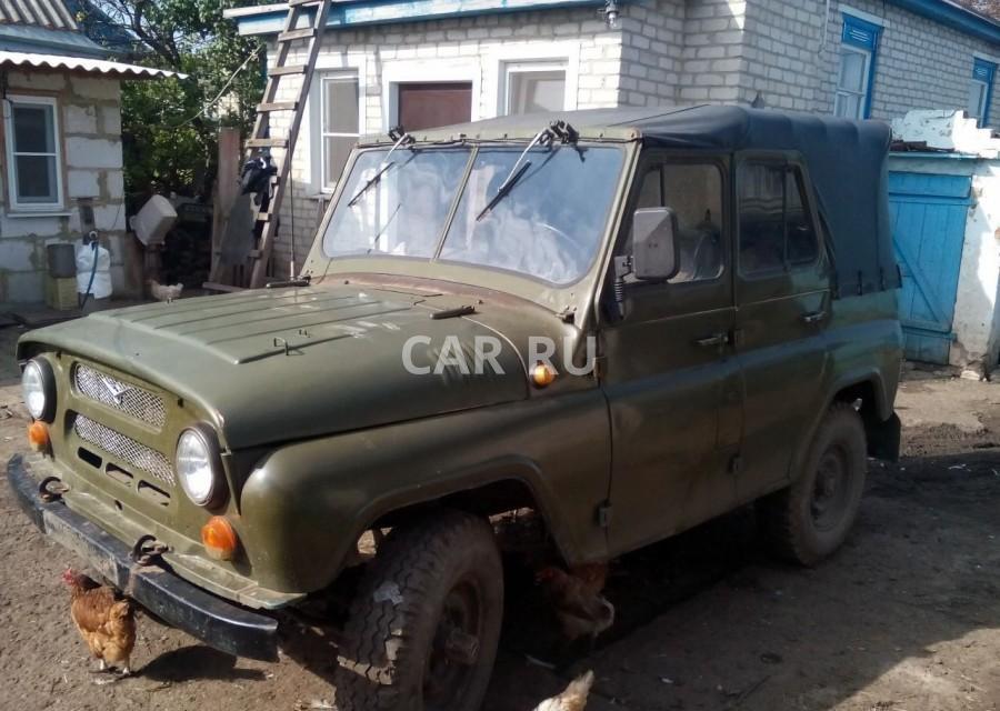 Уаз 469, Алексеевка