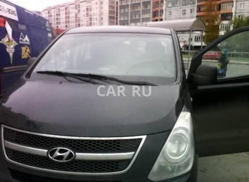 Hyundai Grand Starex, Архангельск