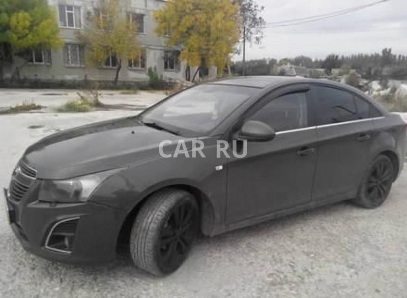 Chevrolet Cruze, Армянск