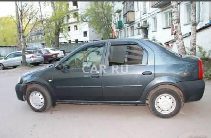 Renault Logan, Архангельск