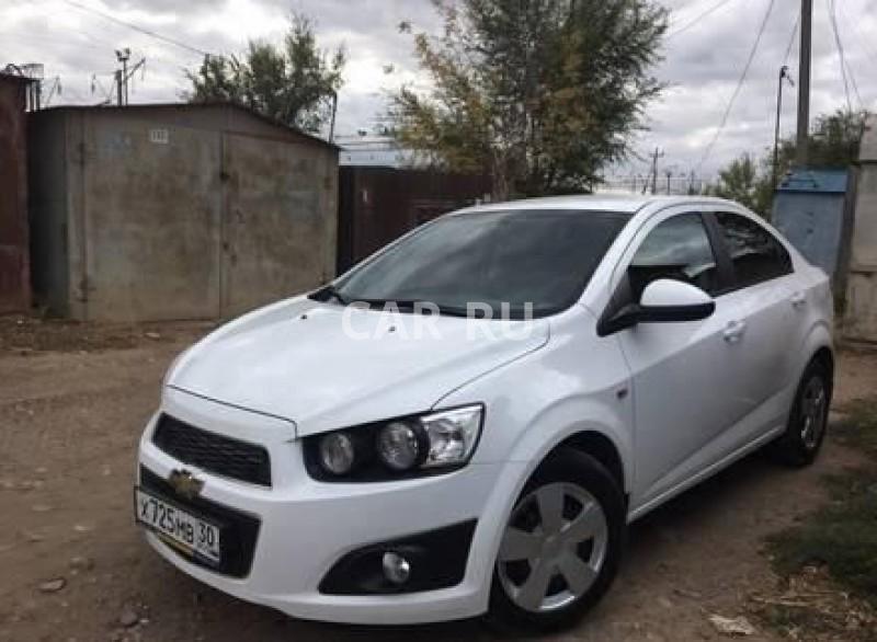 Chevrolet Aveo, Астрахань