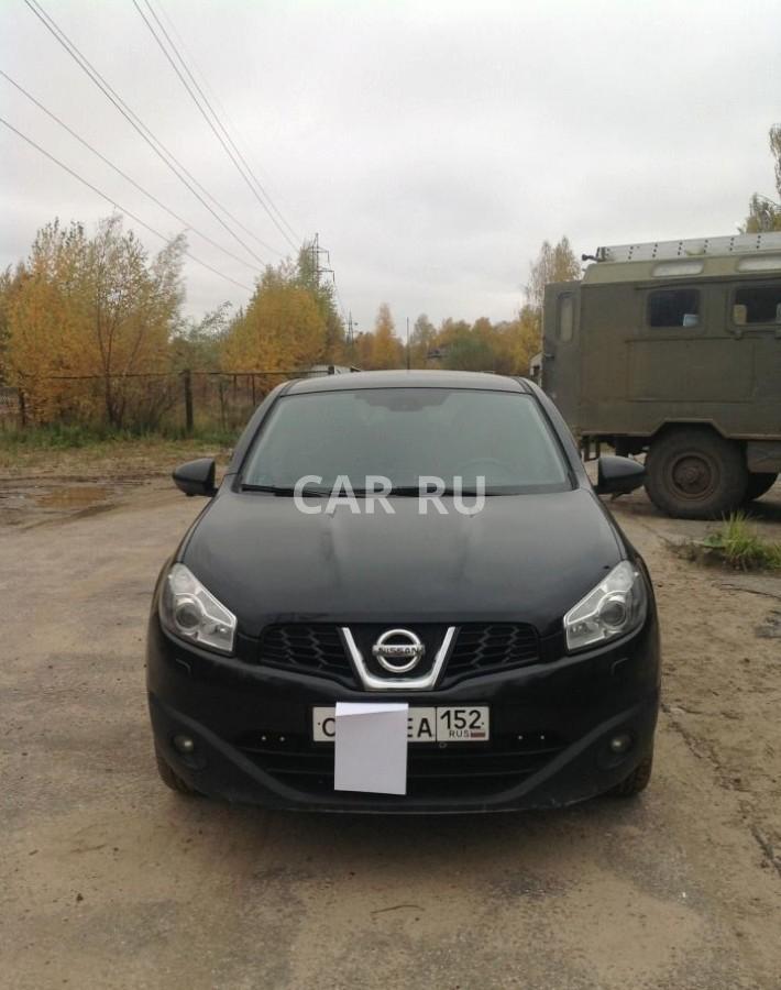 Nissan Qashqai, Балахна