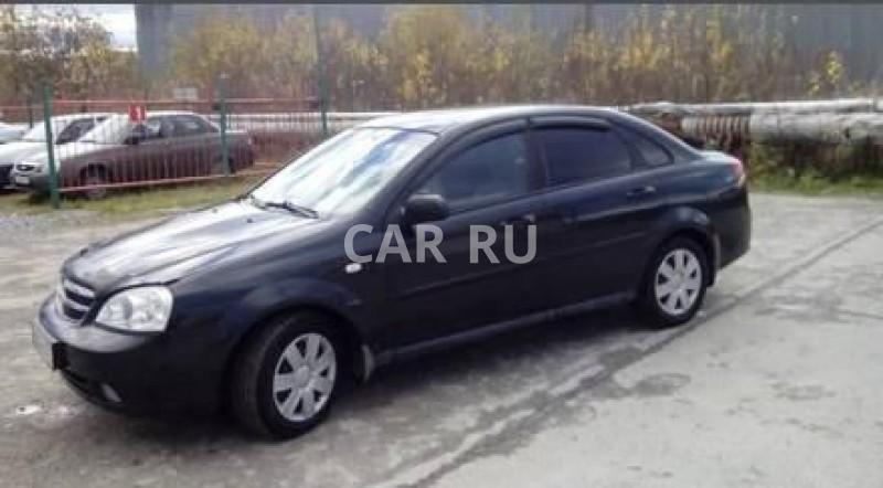 Chevrolet Lacetti, Апатиты