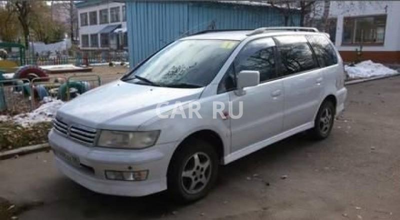Mitsubishi Chariot Grandis, Байкальск