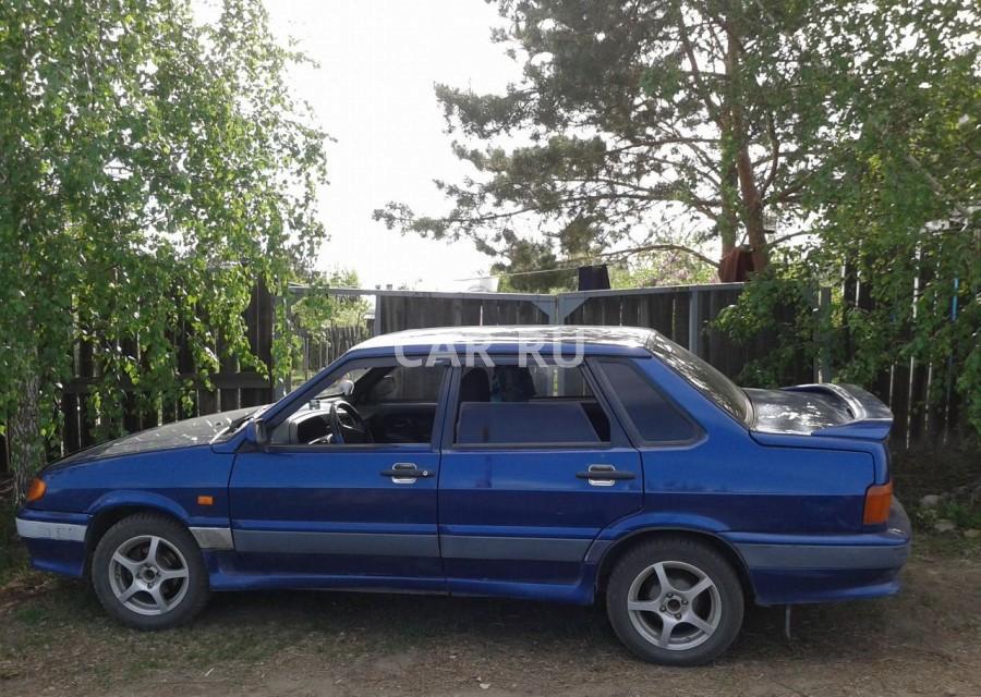 Lada Samara, Абакан