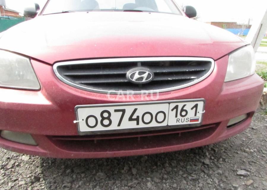 Hyundai Accent, Батайск