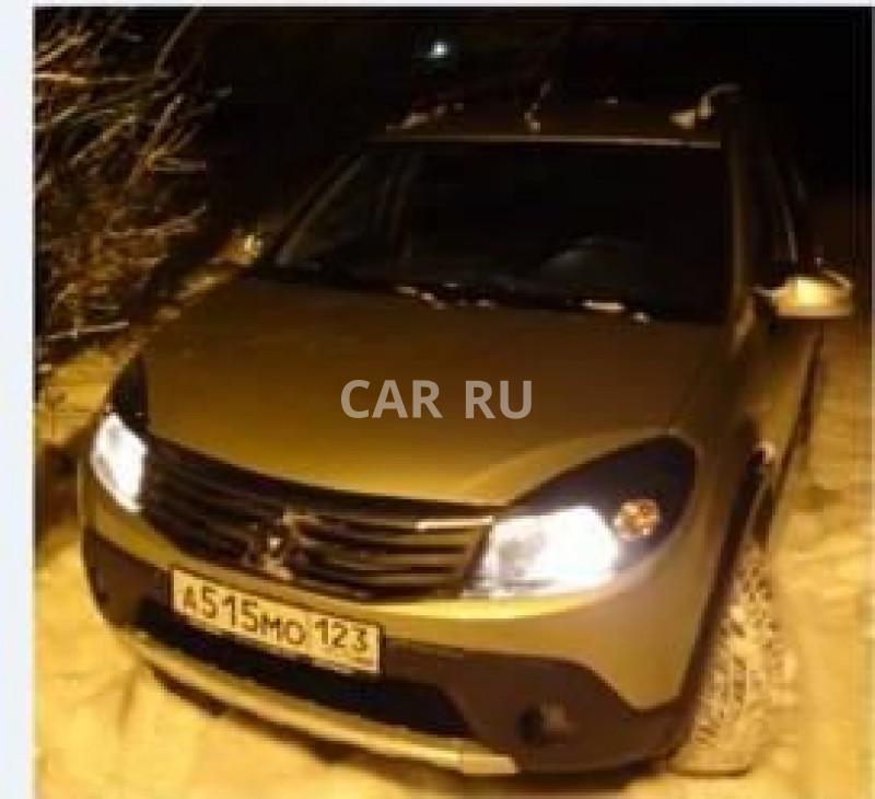 Renault Sandero, Армавир