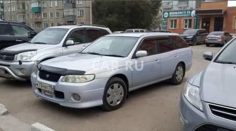 Nissan Avenir, Абакан