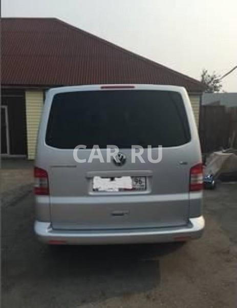 Volkswagen Caravelle, Артёмовский