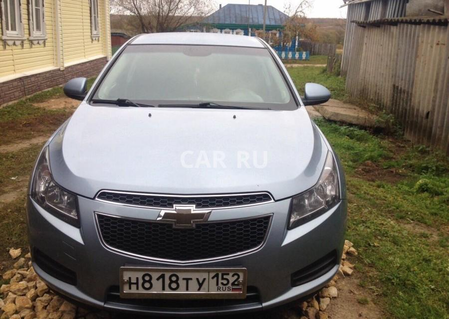 Chevrolet Cruze, Ардатов