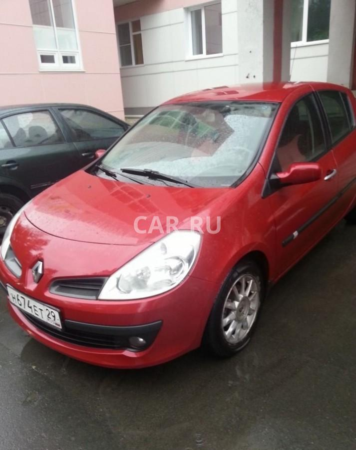 Renault Clio, Архангельск