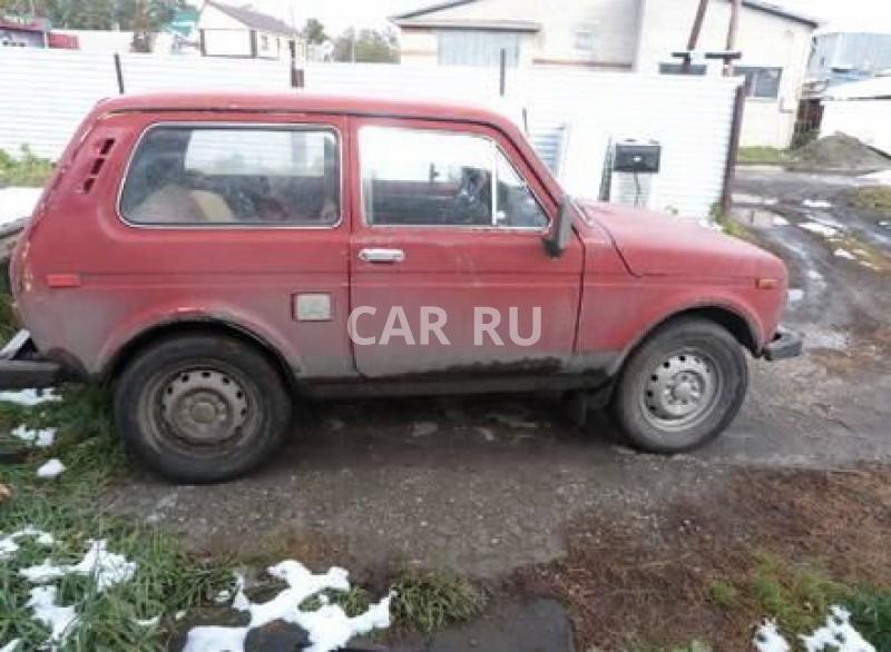 Lada 2121, Барнаул