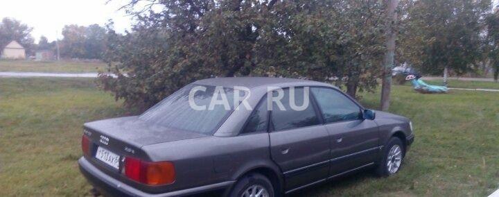 Audi 100, Балашов