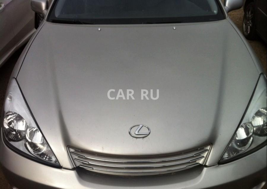 Lexus ES, Агроном