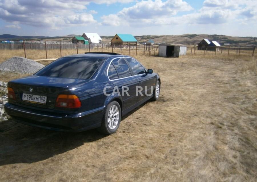 BMW 5-series, Баймак