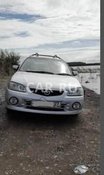 Mazda Familia S-Wagon, Амурск