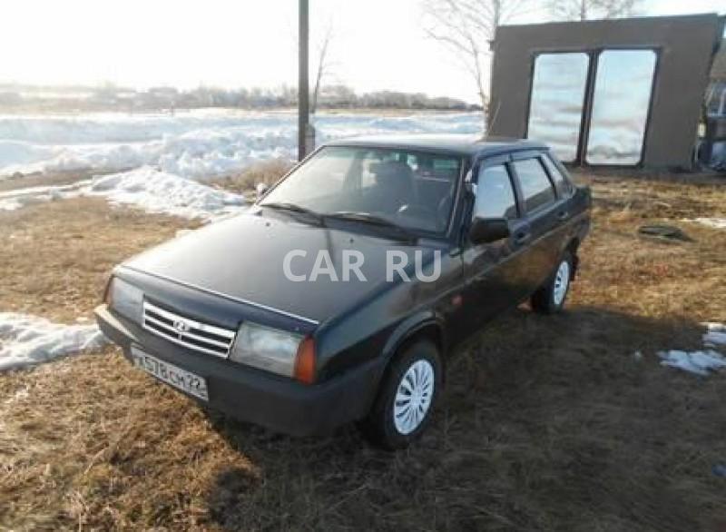 Lada 21099, Алейск