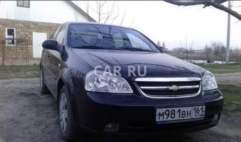Chevrolet Lacetti, Азовское