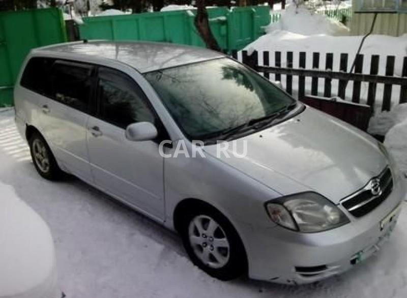 Toyota Corolla Fielder, Алексеевск