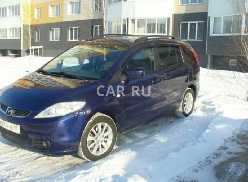 Mazda 5, Барнаул