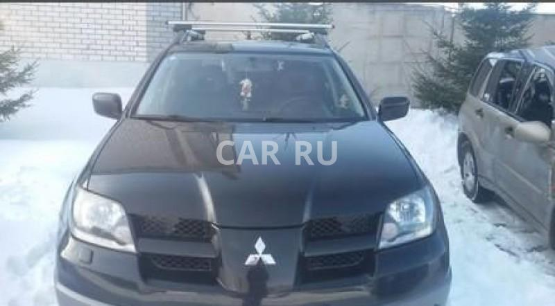 Mitsubishi Outlander, Александров