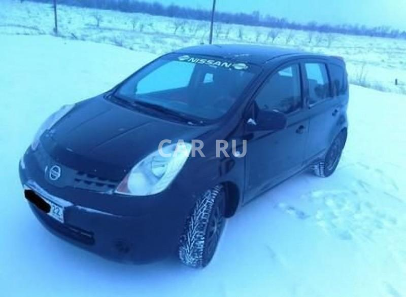 Nissan Note, Алейск