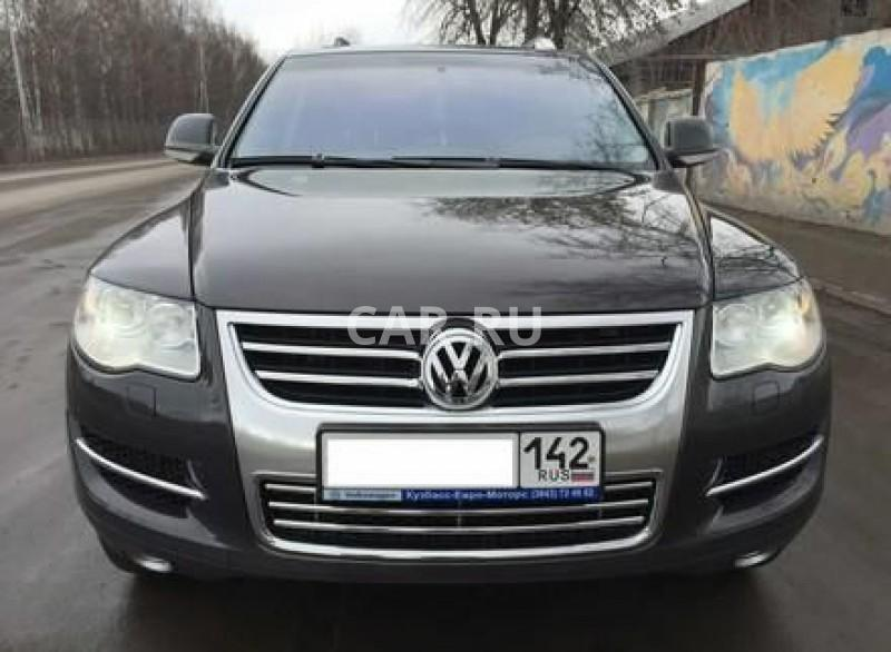 Volkswagen Touareg, Белово