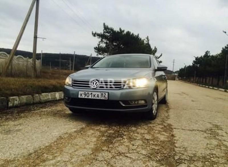 Volkswagen Passat, Бахчисарай