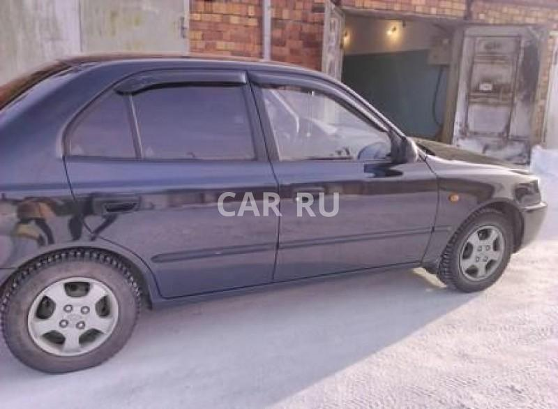 Hyundai Accent, Асбест