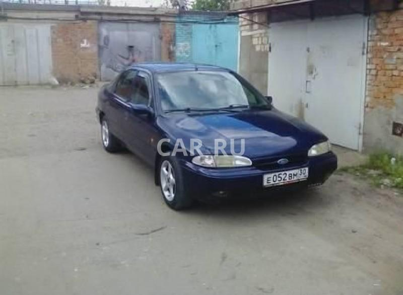 Ford Mondeo, Астрахань
