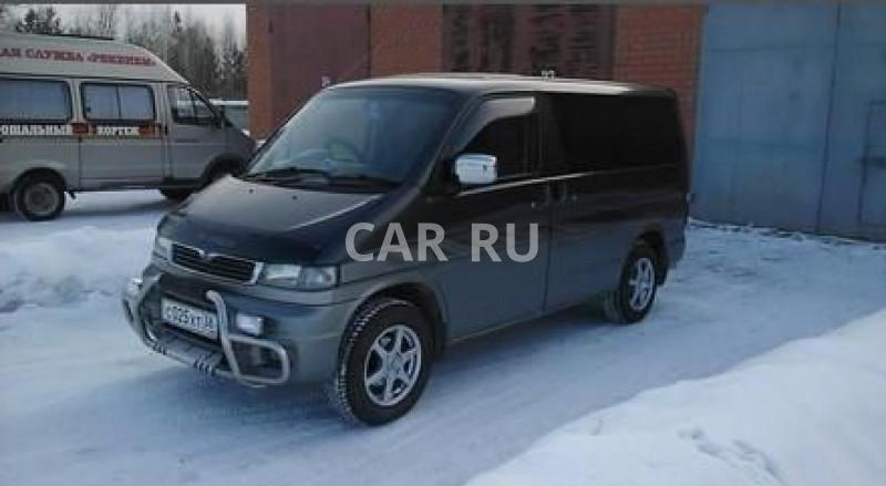 Mazda Bongo Friendee, Ангарск