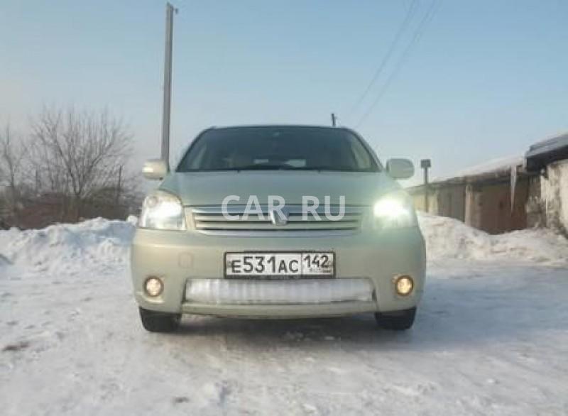 Toyota Raum, Анжеро-Судженск