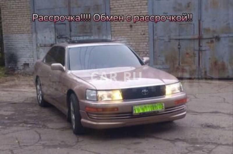 Toyota Celsior, Ангарск