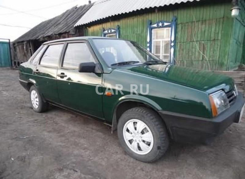 Lada 21099, Абакан