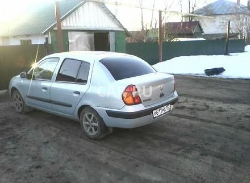 Renault Symbol, Арзамас