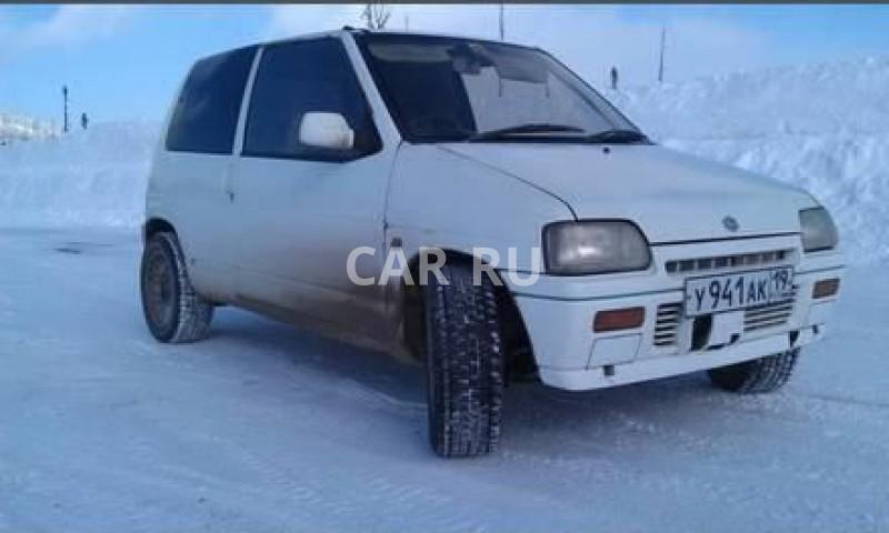 Suzuki Alto, Абакан
