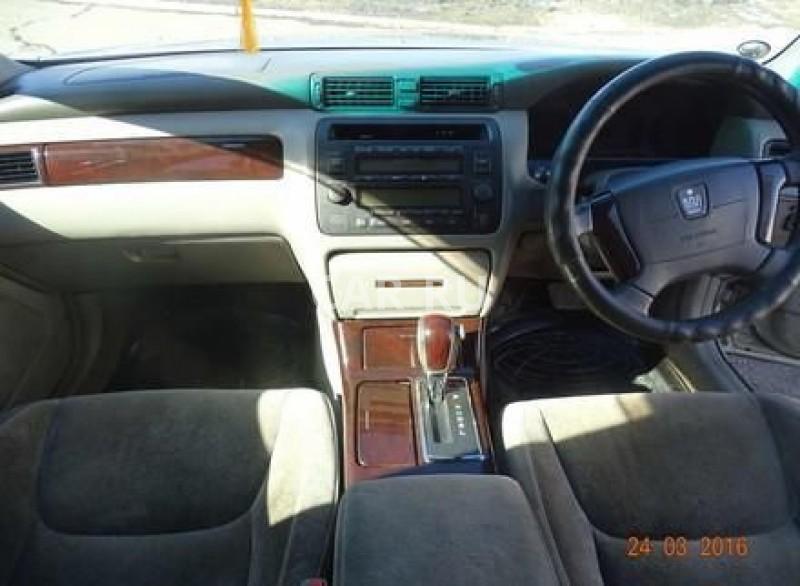 Toyota Crown, Агинское