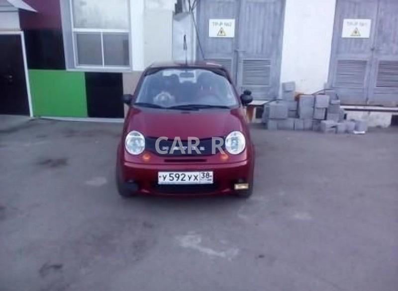 Daewoo Matiz, Ангарск