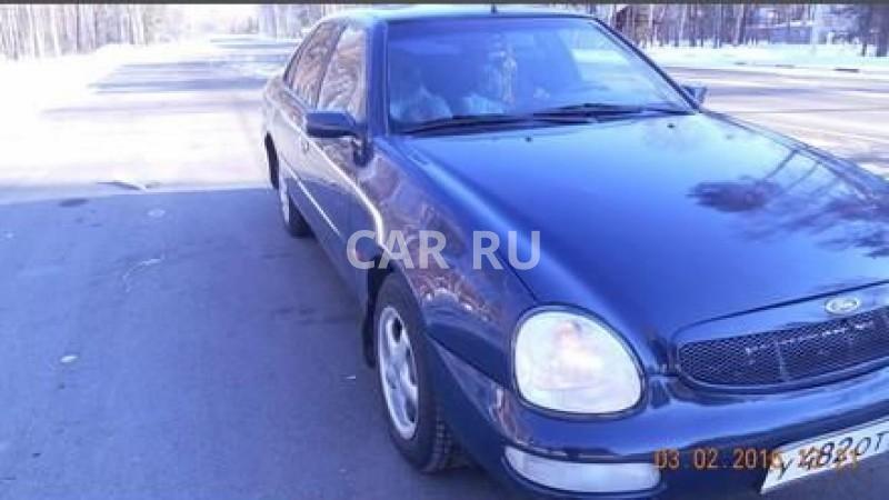 Ford Scorpio, Алтайское
