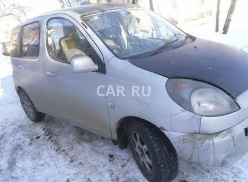 Toyota Funcargo, Ангарск