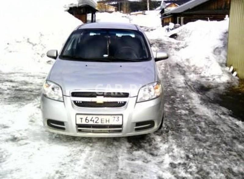 Chevrolet Aveo, Алдан