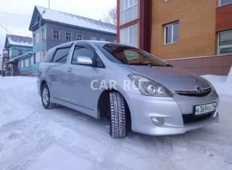Toyota Wish, Алдан