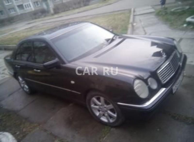 Mercedes E-Class, Ангарск