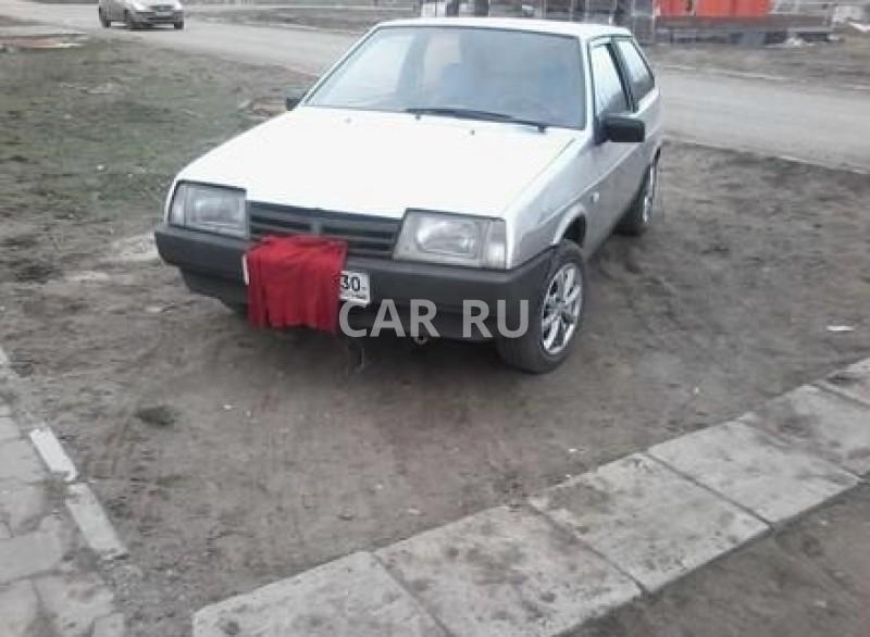 Lada 2108, Астрахань